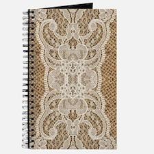 Unique Lacy Journal