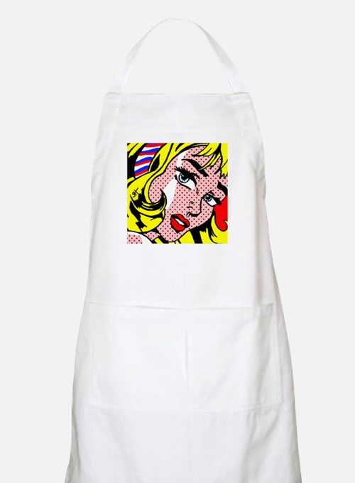 Cute Pop art Apron
