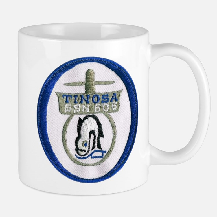 USS TINOSA Mug