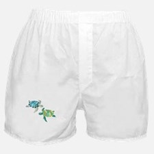 Sea Turtles Boxer Shorts