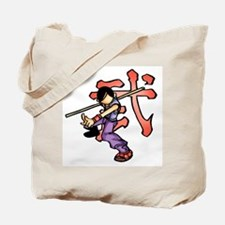 Bo Staff Tote Bag