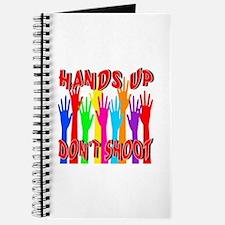 Hands Up Don't Shoot Journal