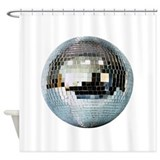 Disco Shower Curtains