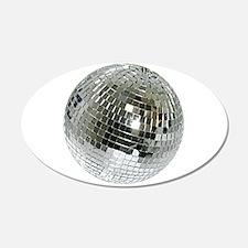 Spazzoid Disco Ball Wall Decal