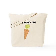 Custom Carrot Tote Bag