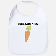 Custom Carrot Bib