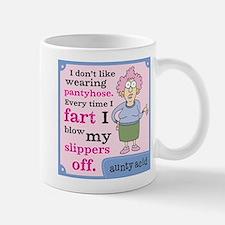 Aunty Acid: Pantyhose Mug