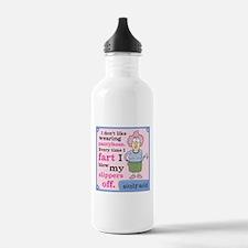 Aunty Acid: Pantyhose Water Bottle