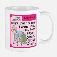 Aunty Acid: In My Twenties Mug