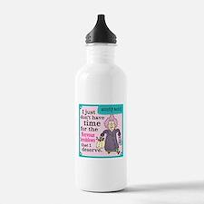 Aunty Acid: Nervous Br Water Bottle