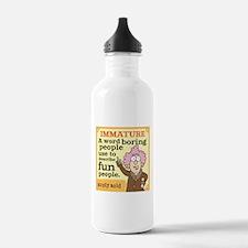 Aunty Acid: Immature Water Bottle