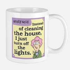 Aunty Acid: Cleaning House Mug