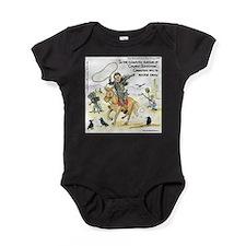 Rustling Crowe Baby Bodysuit