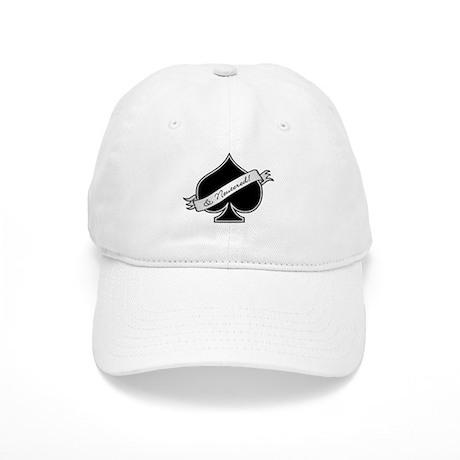 Spade & Neutered (black) Cap