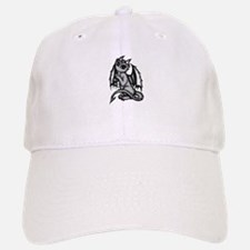 cute Dragon grey Baseball Baseball Baseball Cap