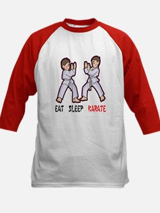 Eat Sleep Karate Tee