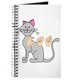Asl Journals & Spiral Notebooks