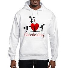 Cute Cheerleading Hoodie