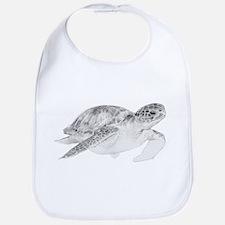Honu Turtle Bib