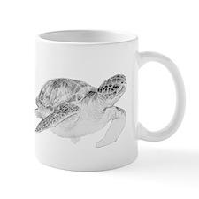 Honu Turtle Mugs