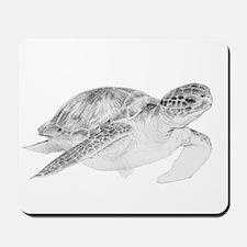 Honu Turtle Mousepad