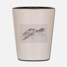 Honu Shot Glass
