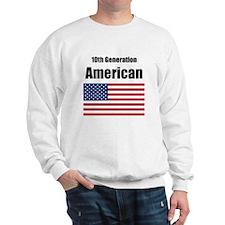 10th Generation American Sweatshirt