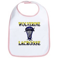 Lacrosse Wolverine Bib
