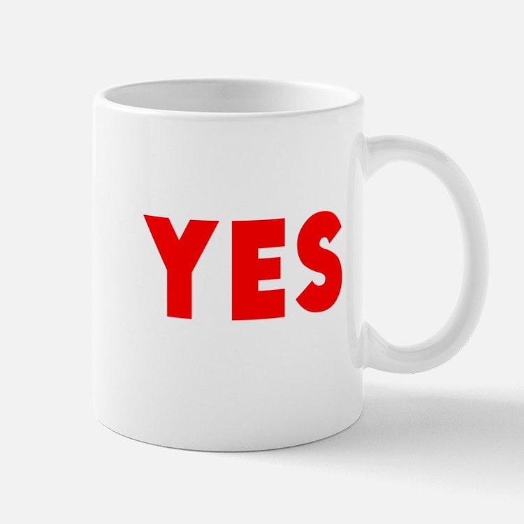 Yes Mugs