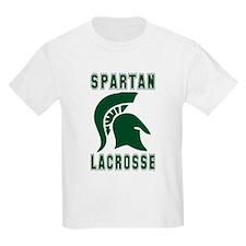 Lacrosse Spartan T-Shirt