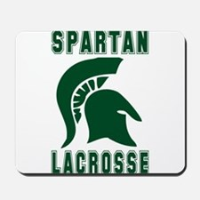 Lacrosse Spartan Mousepad