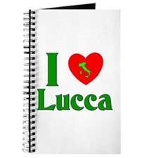 I Love Lucca Journal