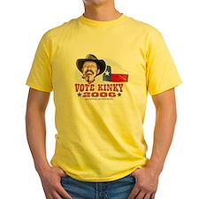 Kinky_button T-Shirt