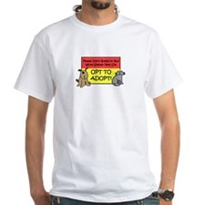 Cute Don't breed Shirt