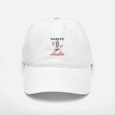 Karate Grandma Baseball Baseball Cap