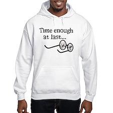 Time Enough At Last Hoodie