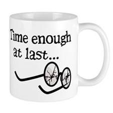 Time Enough At Last Mug