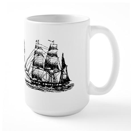 Barque Large Mug