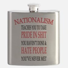 Nationalism Truth Flask