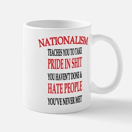 Nationalism Truth Mugs