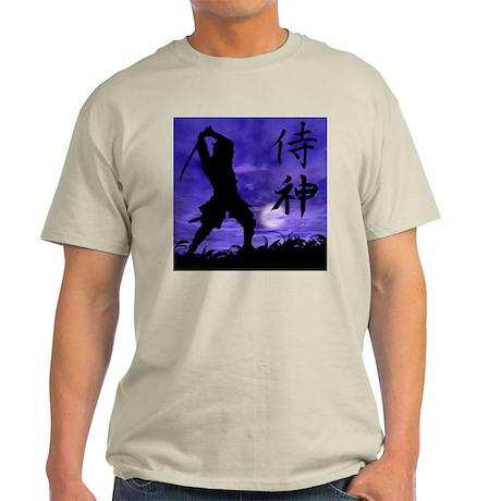Samurai Spirit Light T-Shirt