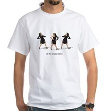 All the Single Ladies Men's TShirt