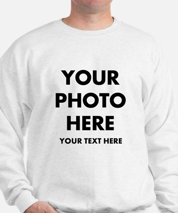 Customize Photo And Text Jumper
