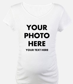 Customize Photo And Text Shirt