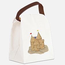 Unique Castles Canvas Lunch Bag
