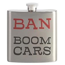Ban Boom Cars Flask
