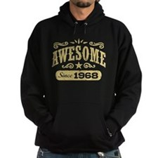 Awesome Since 1968 Hoody