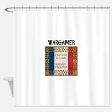 Napoleonic French Shower Curtain