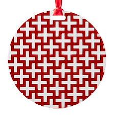 Cute Oklahoma sooners Ornament