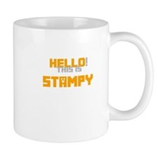 Hello! This is Stampy Mug